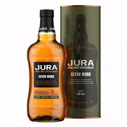 JURA SEVEN WOOD WHISKY 70CL...