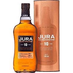 JURA 12 ANS WHISKY 70CL 40%