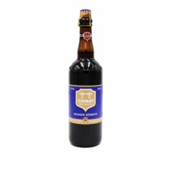 CHIMAY BLEUE TRAPPISTE 75CL 9%