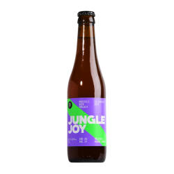JUNGLE JOY BRUSSELS BEER...